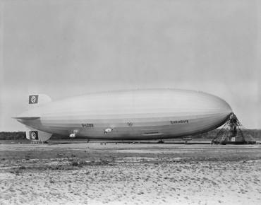 「空」のおはなし。「衰退していった飛行船」の巻。