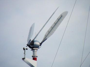 街中にもいるかも?ちょっと変わった風車たち