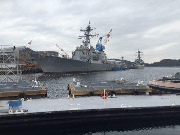 米海軍横須賀基地のイベント