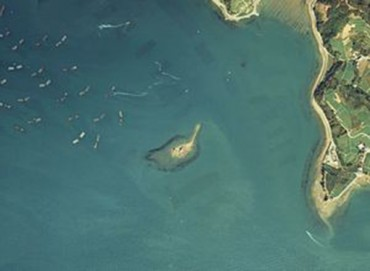 島ログvol.7 風化と生物浸食で小さくなった島「ホボロ島」