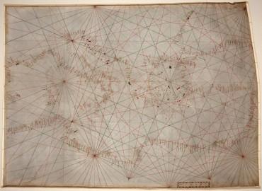 海の道路地図「海図」