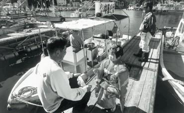 島ログvol.22海上を移動するラーメン屋さん「屋台ラーメン船」