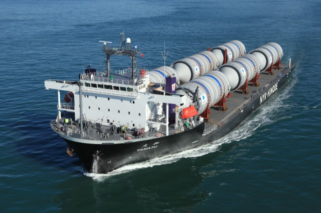 海運のおはなし。内航海運とモーダルシフト