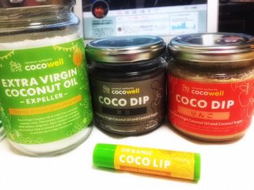 SNSの繋がりで興味を持ったココナッツ製品