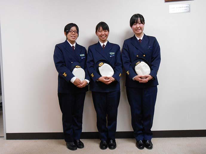 第5回 海上保安大学校女子学生インタビュー