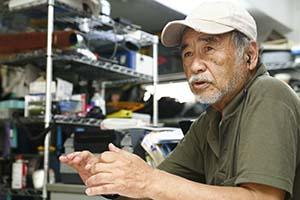 ダイビング界のレジェンド・須賀次郎が語る「目標は80歳で80m」