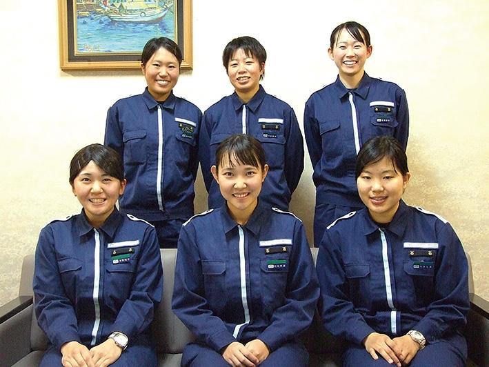 第7回 海上保安大学校女子学生インタビュー