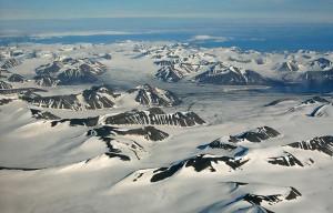 コラム3 スピッツベルゲン島における周氷河地形