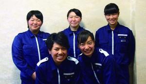第8回 海上保安大学校女子学生インタビュー